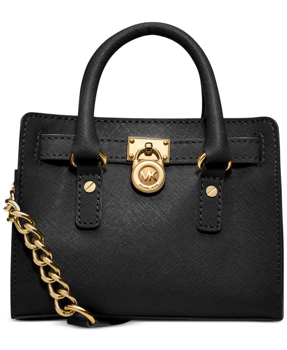 028aea882d78 MICHAEL Michael Kors Hamilton Gold Hardware East West Satchel Handbags    Accessories