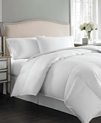 Charter Club Vail Level 3 European White Down King Comforter, Medium Warmth Hypoallergenic UltraClean Down, Only at Macy's