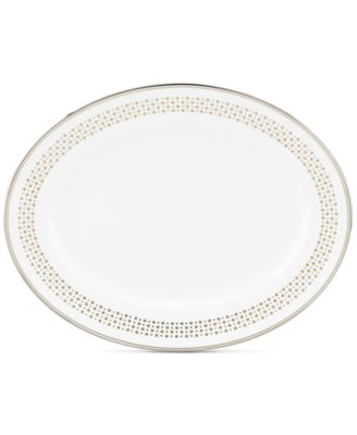 kate spade new york, Richmont Road Oval Platter