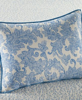 CLOSEOUT! Martha Stewart Collection Windfall Standard Sham (Only at Macy's)