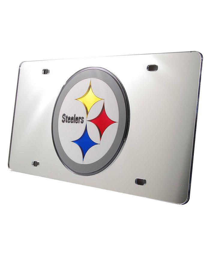 Rico Industries - Pittsburgh Steelers License Plate