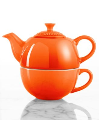 Le Creuset Tea for One Set