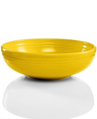 Fiesta Sunflower Large Bistro Bowl