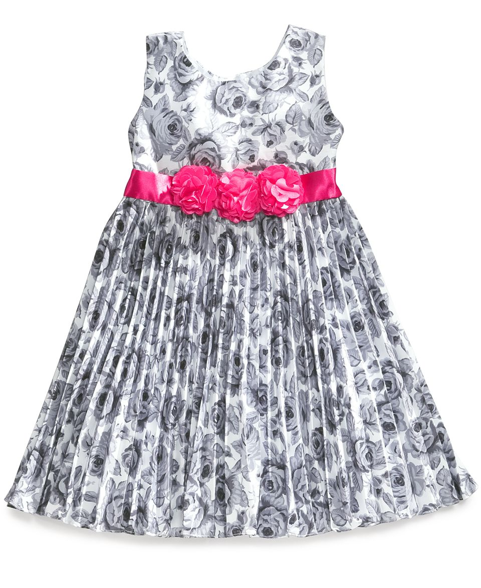 Marmellata Girls Dress, Little Girls Multi Color Sequin Party Dress   Kids