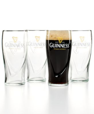 Luminarc Guinness Set of 4 20-oz. Gravity Glasses