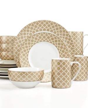 222 Fifth Chain Link Gold 16-Piece Set $ 109.99