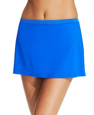 real bodies real solutions high waist swim skirt