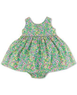 Baby Girls' Floral Dress