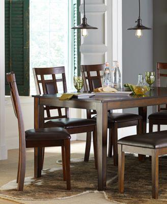 Metropolitan Contemporary Dining Room Furniture