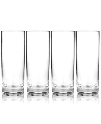 Marquis by Waterford Set of 4 Vintage Highball Glasses
