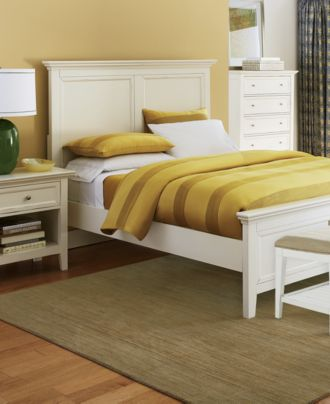 sanibel 3 bedroom set with chest furniture