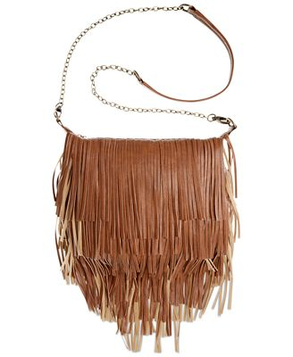 Steve Madden Fringe Shoulder Bag 114
