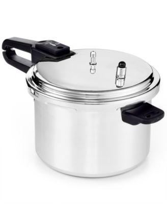 Imusa 4.4-Qt. Premier Aluminum Pressure Cooker