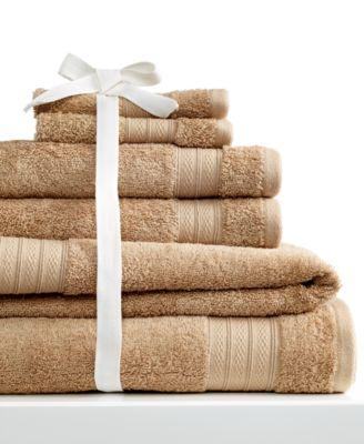 Baltic Linens 6-Piece Towel Set