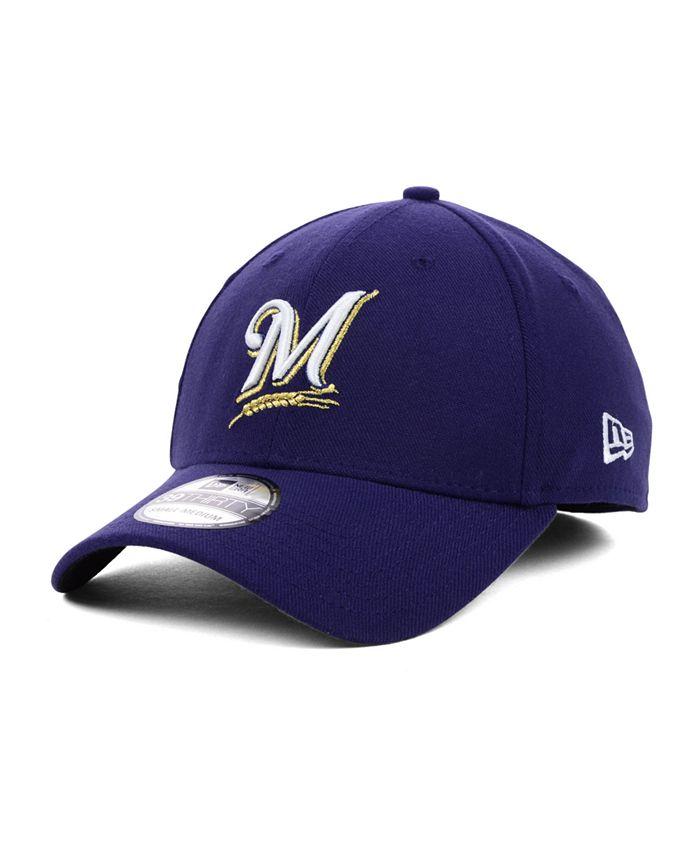 New Era - Milwaukee Brewers MLB Team Classic 39THIRTY Cap