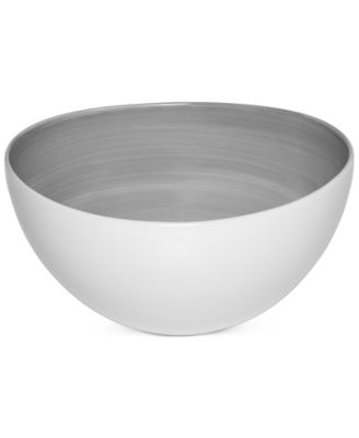 Mikasa Savona Grey Vegetable Bowl