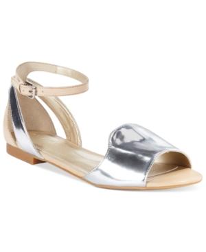 Tahari Francie Two Piece Flats Women's Shoes