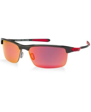 Oakley Sunglasses, OO9174 Carbon Blade