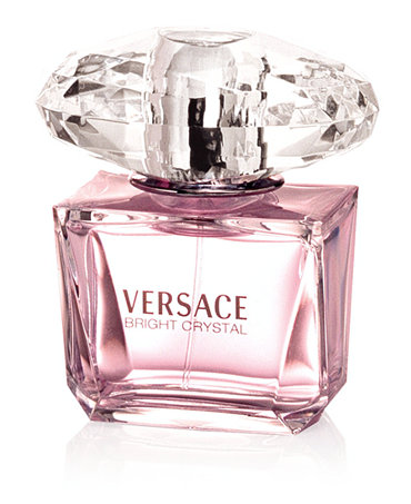 Versace Bright Crystal Fragrance Collection for Women ...