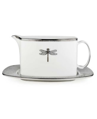 kate spade new york June Lane Gravy Boat with Stand