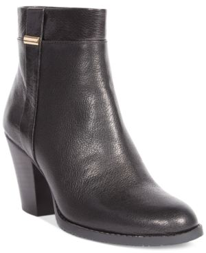 Bandolino Evora Booties Women's Shoes