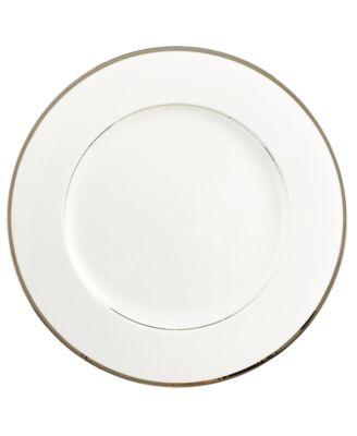 Mikasa Dinnerware, Cameo Platinum Round Platter