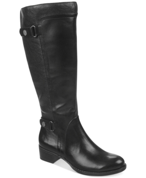 Franco Sarto Crash Tall Riding Boots Womens Shoes