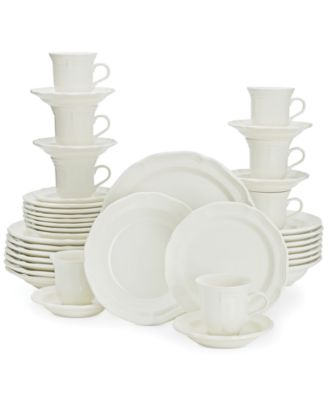 Mikasa French Countryside 40-Pc. Dinnerware Set, Service for 8