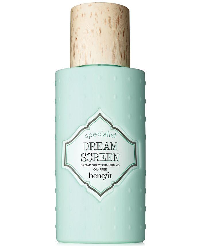Benefit Cosmetics - Benefit Dream Screen SPF 45 PA+++ Invisible Silky-Matte Sunscreen
