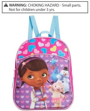 Fast Forward - Disney Girls' or Little Girls' Doc McStuffins Mini Backpack