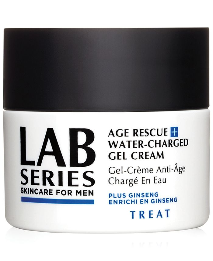 Lab Series - Age Rescue + Water-Charged Gel Cream, 1.7 oz