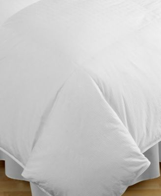 "Hotel Collection Bedding, Medium Weight 90"" x 98"" Full/Queen Down Comforter"