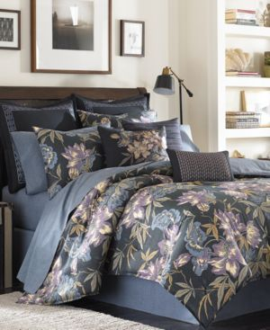 Designer Bedding For Relaxed Living Island Style Or Exotic