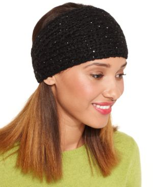 David & Young Faceted Studs Headband