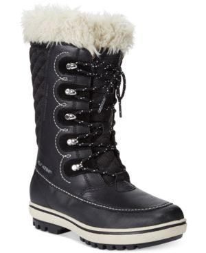 Helly Hansen Garibaldi Faux-Fur Boots Womens Shoes