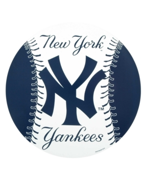 Fremont Die New York Yankees Car Magnet