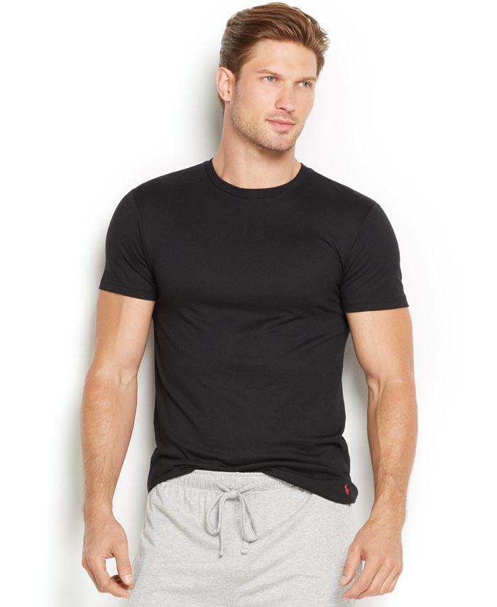 Polo Ralph Lauren - Men's Supreme Comfort Crew-Neck T-Shirt