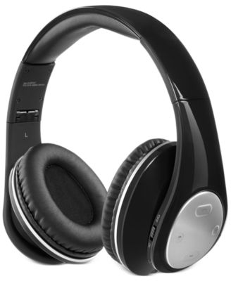 Sharper Image Wood Chrome Wireless Bluetooth Speaker Hi-Definition Sound SBT3018