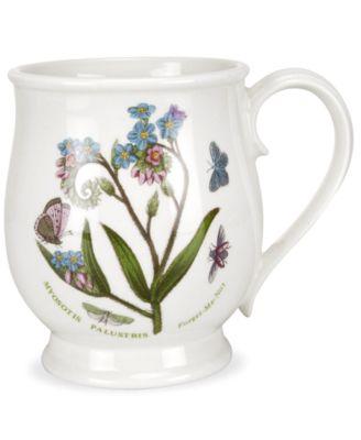 Portmeirion Dinnerware, Botanic Garden Bristol Mug