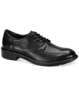 Born Buffet Bike Toe Oxfords Men's Shoes