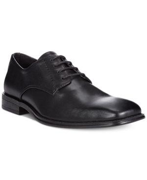 Alfani Men's Rye Plain Toe Oxfords Men's Shoes