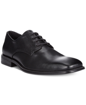 Alfani Men's Rye Plain Toe Oxfords Men's Shoes