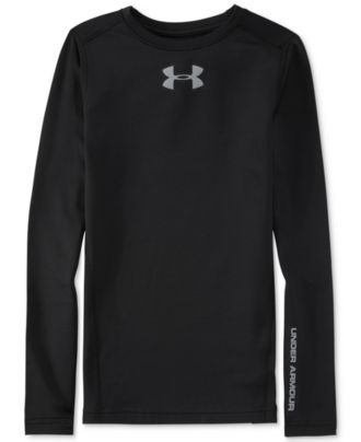 Under Armour Boys' Coldgear Evo Top