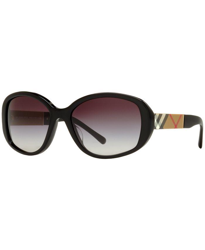 Burberry - Sunglasses, BURBERRY BE4159F 57