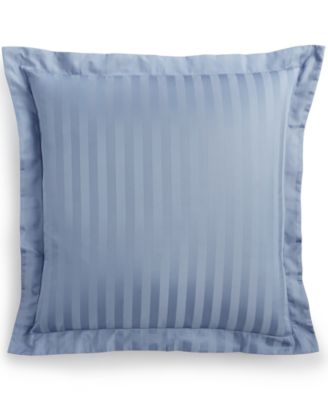 Charter Club Damask Stripe 500 Thread Count Pima Cotton European Sham, Only at Macy's