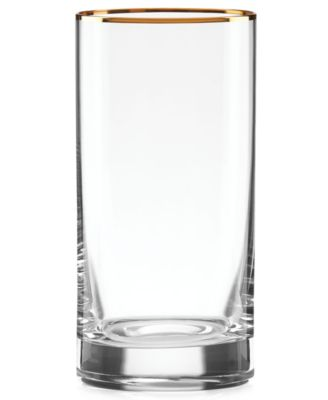 Lenox Timeless Gold Highball Glass