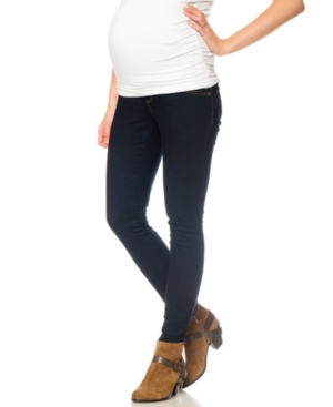 Motherhood Maternity Skinny Jean Dark Wash plus size,  plus size fashion plus size appare
