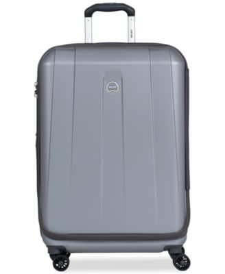 "Delsey Helium Shadow 3.0 25"" Expandable Hardside Spinner Suitcase, In Blue, a Macy's Exclusive Color"