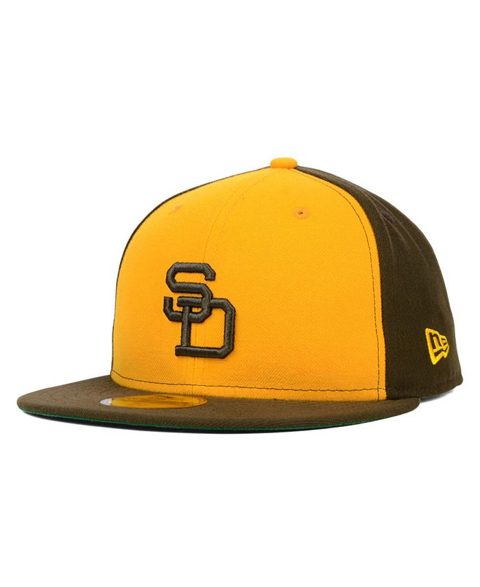 New Era - San Diego Padres MLB Cooperstown 59FIFTY Cap