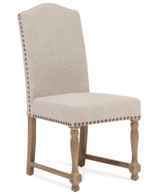 Analeigh Set of 2 Dining Chairs, Direct Ship